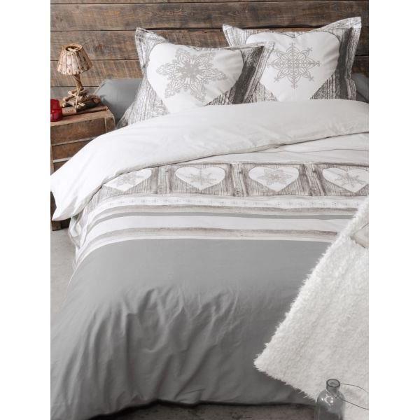 housse de couette 220x240cm 2 taies d oreiller 65x65 cm helsinki lin 42 pur coton sup rieur. Black Bedroom Furniture Sets. Home Design Ideas