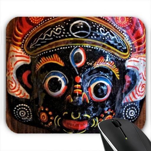 tapis de souris asiatique masque rouge prix pas cher cdiscount. Black Bedroom Furniture Sets. Home Design Ideas
