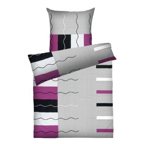 Dyckhoff 3086271600 ilona parure de lit en tissu ponge - Tissu pour housse de couette ...