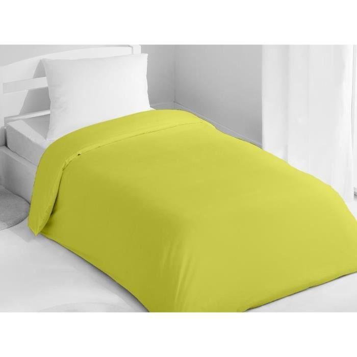 linge de lit parure de drap soleil d 39 ocre 633721 h achat vente parure de drap cdiscount. Black Bedroom Furniture Sets. Home Design Ideas