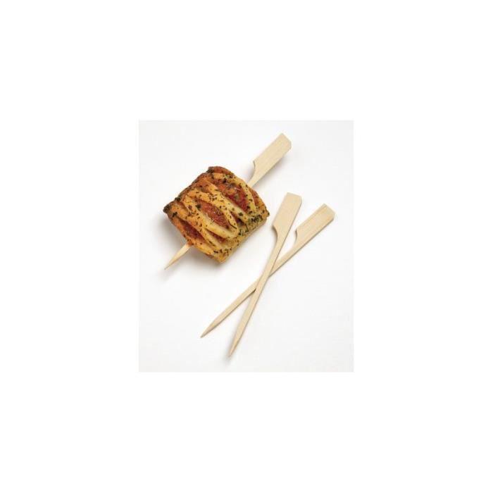 mini brochettes bambou longueur 90 150 250mm 150mm achat vente broche brochette mini. Black Bedroom Furniture Sets. Home Design Ideas