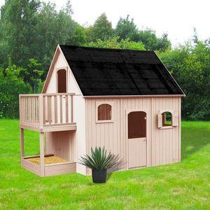 Plan maison enfant une maison pour famille avec enfants for Maison moderne feber