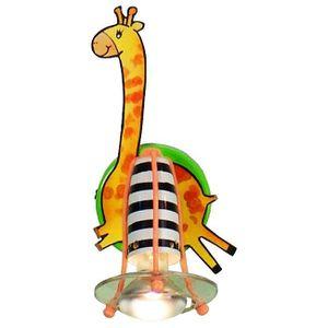 luminaire girafe achat vente luminaire girafe pas cher cdiscount. Black Bedroom Furniture Sets. Home Design Ideas
