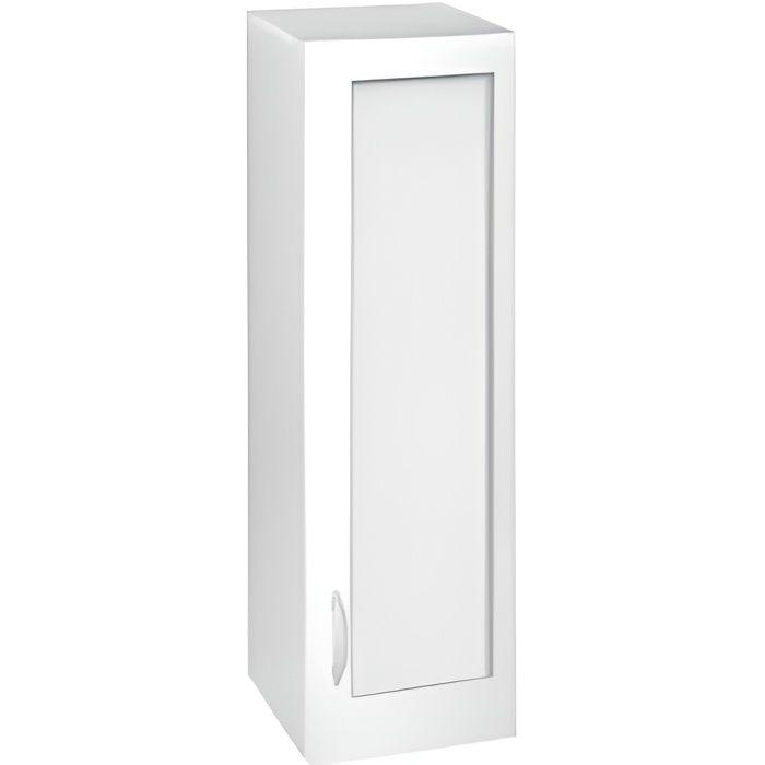Meuble cuisine haut 40 cm 1 porte vitr e oxane achat vente l ments haut meuble cuisine haut - Meuble cuisine haut porte vitree ...