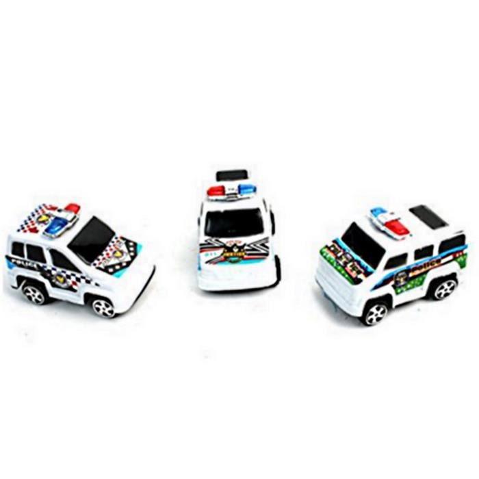 10 petite voiture de police a retro friction jouet achat vente voiture enfant cdiscount. Black Bedroom Furniture Sets. Home Design Ideas