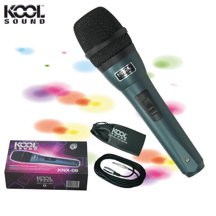 micro main chant knx 09 microphone accessoire avis et prix pas cher cdiscount. Black Bedroom Furniture Sets. Home Design Ideas