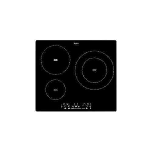 plaque de cuisson whirlpool acm 831 ne u unique achat. Black Bedroom Furniture Sets. Home Design Ideas
