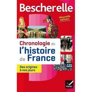 LIVRE HISTOIRE FRANCE Chronologie de l'histoire de France