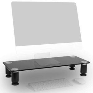 rehausseur ecran prix pas cher les soldes sur cdiscount cdiscount. Black Bedroom Furniture Sets. Home Design Ideas