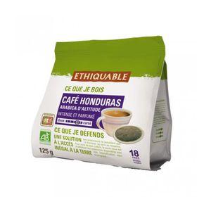 CAFÉ - CHICORÉE ÉTHIQUABLE - Café Dosettes Amérique du Sud bio & é