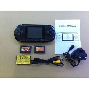 CONSOLE ÉDUCATIVE NOIR Jeu vidéo PXP3 16BT  Console de jeux portable