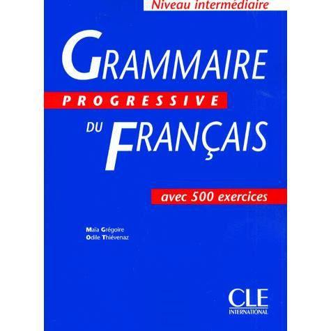 [Multi]  Grammaire progressive du français - intermediaire