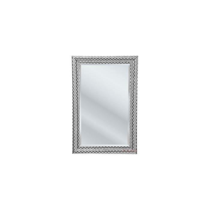 Miroir alibaba 80x120 cm kare design achat vente for Vente miroir design