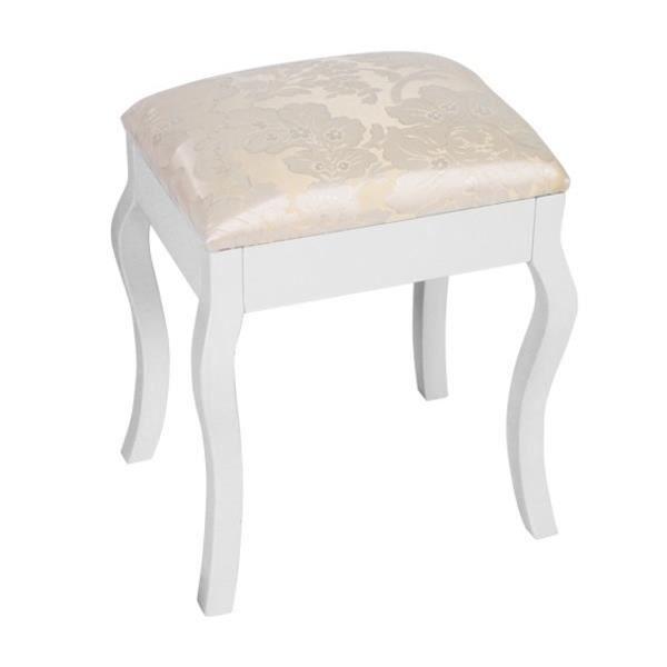 tabouret pour coiffeuse achat vente coiffeuse tabouret pour coiffeuse soldes cdiscount. Black Bedroom Furniture Sets. Home Design Ideas