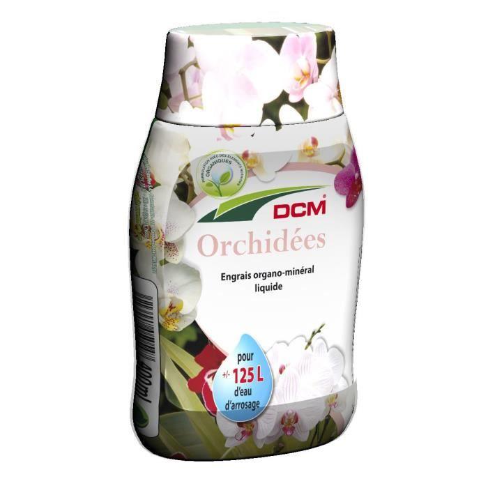 dcm engrais liquide orchid e 0 4l achat vente engrais dcm engrais liquide orchid e. Black Bedroom Furniture Sets. Home Design Ideas