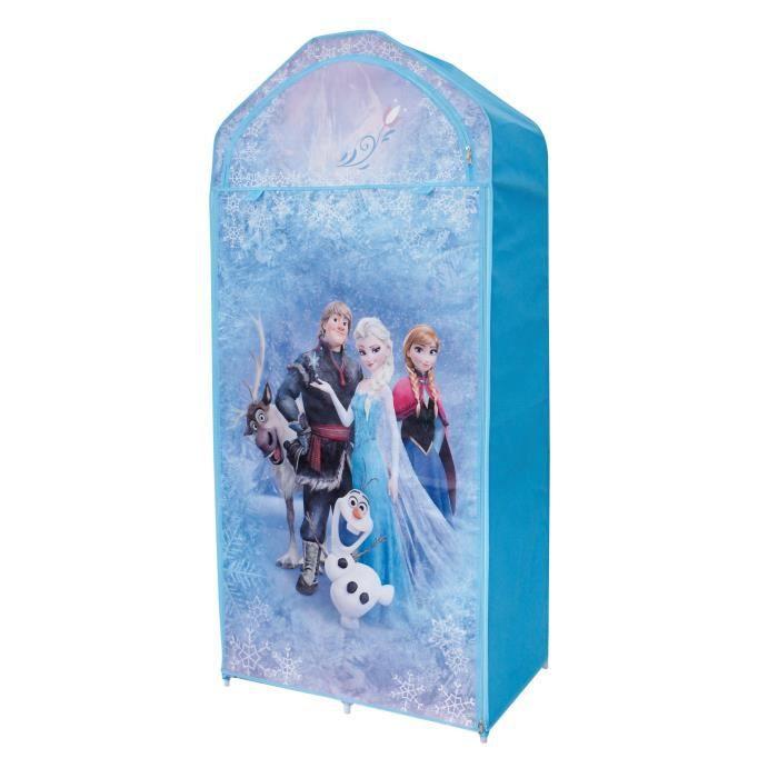 La reine des neiges penderie achat vente petit for Chambre reine des neiges