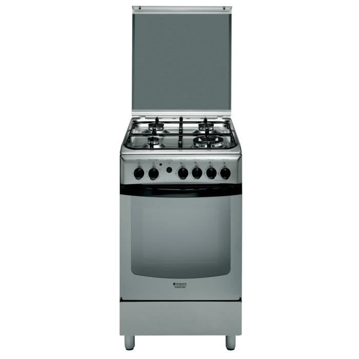 hotpoint ariston cuisini re gaz four catalyse 5 achat. Black Bedroom Furniture Sets. Home Design Ideas