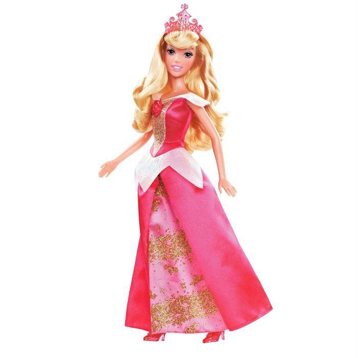 Mini princesses disney la belle au bois dormant de mattel - La belle princesse ...