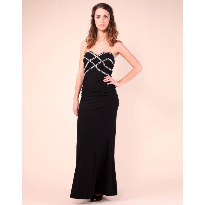 Robe longue de soire - les bons plans de Micromonde 5813cf6cc22e