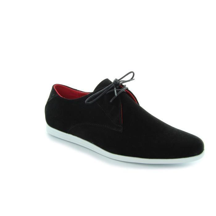 chaussure de ville homme noir noir noir achat vente. Black Bedroom Furniture Sets. Home Design Ideas