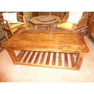 table basse colonial achat vente table basse colonial. Black Bedroom Furniture Sets. Home Design Ideas