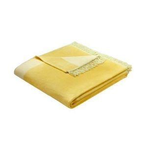 Jete de lit jaune achat vente jete de lit jaune pas for Jete de canape jaune