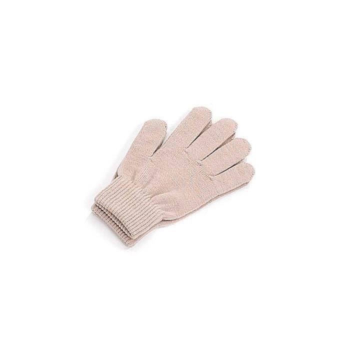 gant extensible beige pour femme poignet re beige achat vente gant mitaine. Black Bedroom Furniture Sets. Home Design Ideas