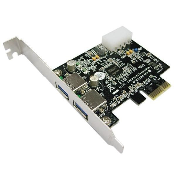 Carte controleur carte controleur pci express usb 3 0 pci - Carte controleur pci express 4 ports usb 3 0 ...