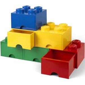 Boite rangement lego achat vente boite rangement lego - Boite de rangement empilable ...