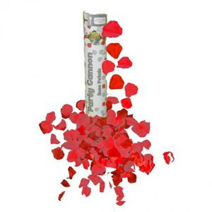 confettis canon confettis ptales de rose - Canon Petale De Rose Mariage