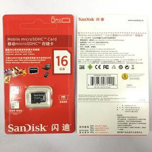 CARTE MÉMOIRE  SanDisk Carte Mémoire 16 Go Micro SD Class 10 pou