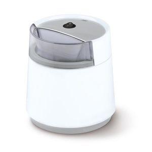 SORBETIÈRE Machine à crème glacée, Machine à milkshake 0.8 L
