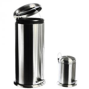Poubelle inox 30 l achat vente poubelle inox 30 l pas - Poubelle inox pas cher ...