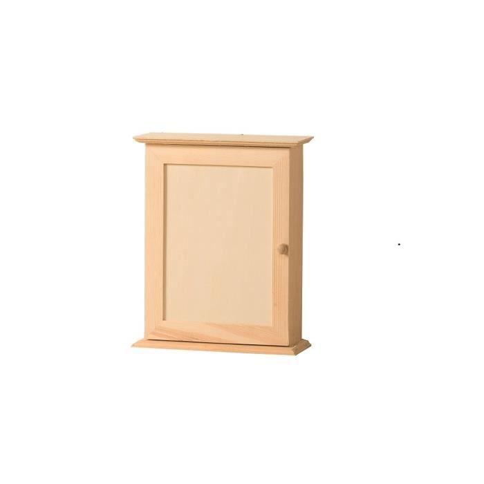 artemio armoire cl s en bois d corer achat vente. Black Bedroom Furniture Sets. Home Design Ideas
