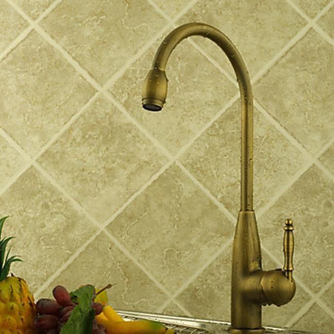 robinet de cuisine centerset en cuivre antique tu achat vente robinetterie robinet de. Black Bedroom Furniture Sets. Home Design Ideas