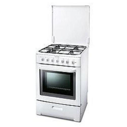 Electrolux ekg 601301 w cuisini re tout gaz achat vente cuisini re - Cuisiniere piano tout gaz ...