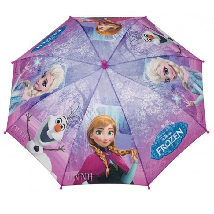 parapluie la reine des neiges fille violet achat vente. Black Bedroom Furniture Sets. Home Design Ideas