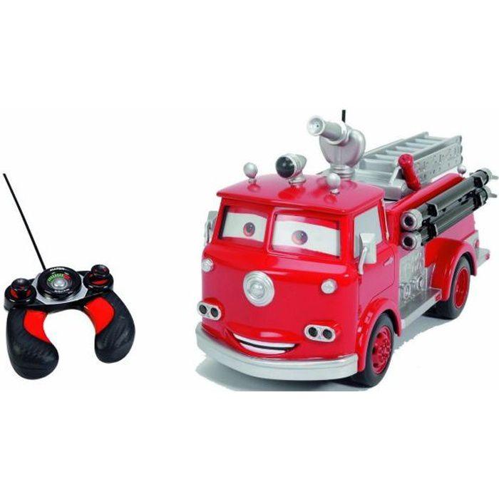 Cars camion de pompier radiocommand red fire achat vente voiture camio - Voiture pompier enfant ...