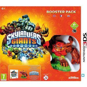 JEU 3DS Booster Pack Skylanders Giants 3DS
