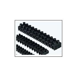 VOLTMAN Barrette de connexion 2,5 ? 4 mm? blanc
