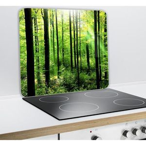 couvre plaque en verre achat vente couvre plaque en. Black Bedroom Furniture Sets. Home Design Ideas