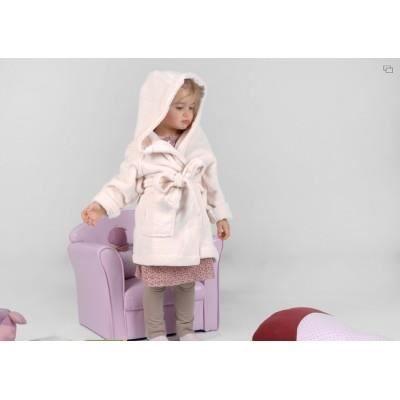 robe de chambre enfant cr me 3 ans achat vente peignoir cdiscount. Black Bedroom Furniture Sets. Home Design Ideas