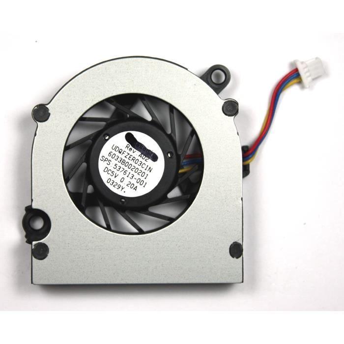 hp udqfzer03c1n ventilateur pour ordinateurs portables prix pas cher cdiscount. Black Bedroom Furniture Sets. Home Design Ideas