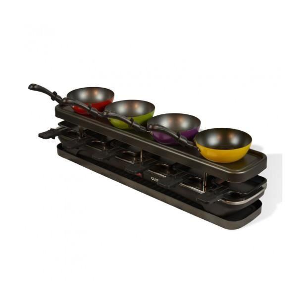 Superbe mini wok convivial pour 4 personnes achat for Appareil convivial