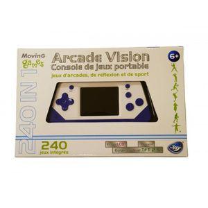 Console videojet achat vente jeux et jouets pas chers - Console de jeux portable pas cher ...