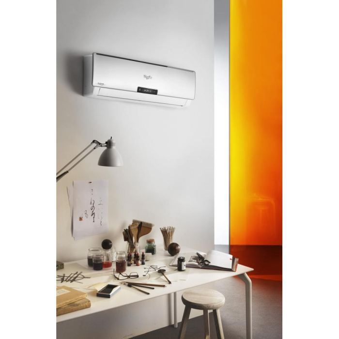 CLIMATISEUR Pack complet climatiseur Whirlpool 3500 watts