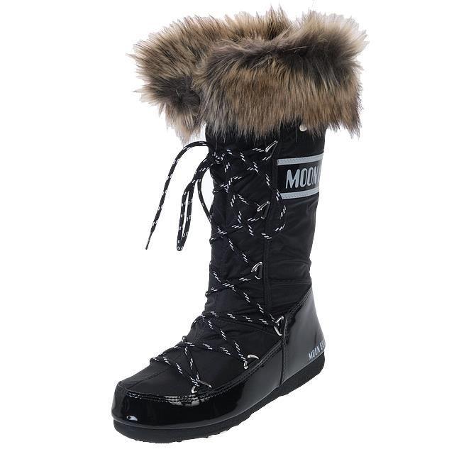 bottes de neige femme moon boot. Black Bedroom Furniture Sets. Home Design Ideas