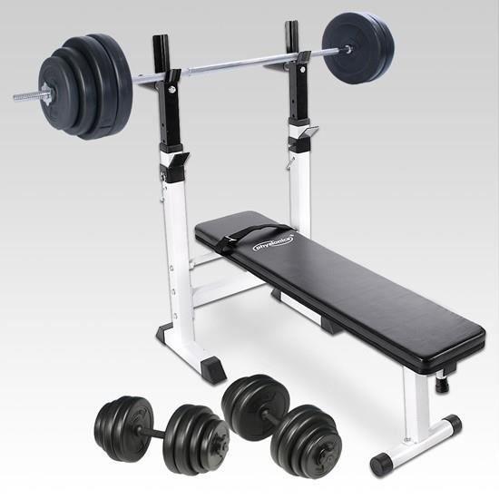 banc de musculation halt re court 30 kg hal prix pas cher cdiscount. Black Bedroom Furniture Sets. Home Design Ideas