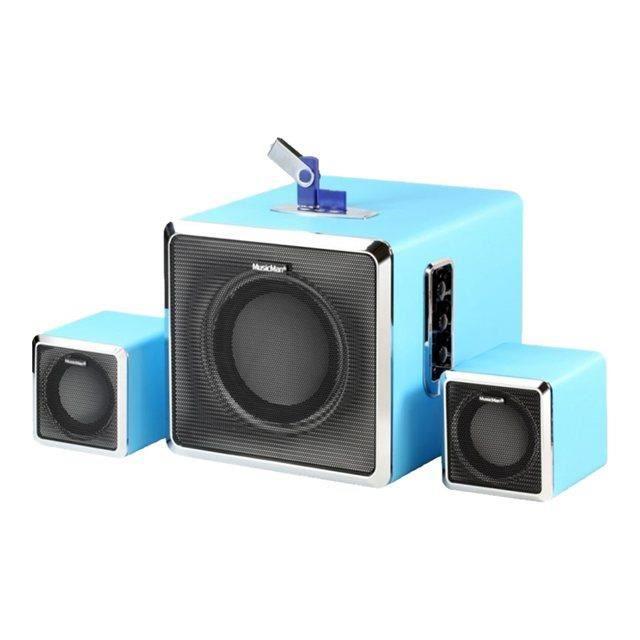 enceinte pc 2 1 4159 technaxx enceintes ordinateur prix. Black Bedroom Furniture Sets. Home Design Ideas
