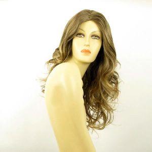 PERRUQUE - POSTICHE perruque femme longue cendrée CHARLETTE 6T24B